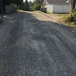 On-Street Cycling Lane - Repair at 2511 CHATEAU PL NW