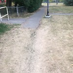 Shared Pedestrian and Cycling Path at 508 OAKHILL PL SW