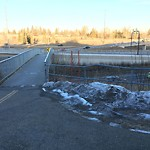Shared Pedestrian and Cycling Path at 1533 GLENMORE TR SW