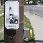 Sign on Street/Lane/Sidewalk- Request for new at 4808 Richmond Rd SW